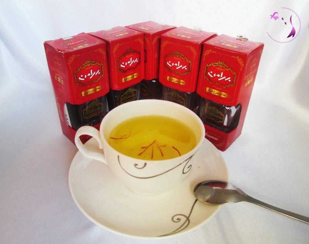 Saffron Bahraman chính hãng do công ty Saffron Việt Nam phân phối với giá bán lẻ 350,000đ/1g.