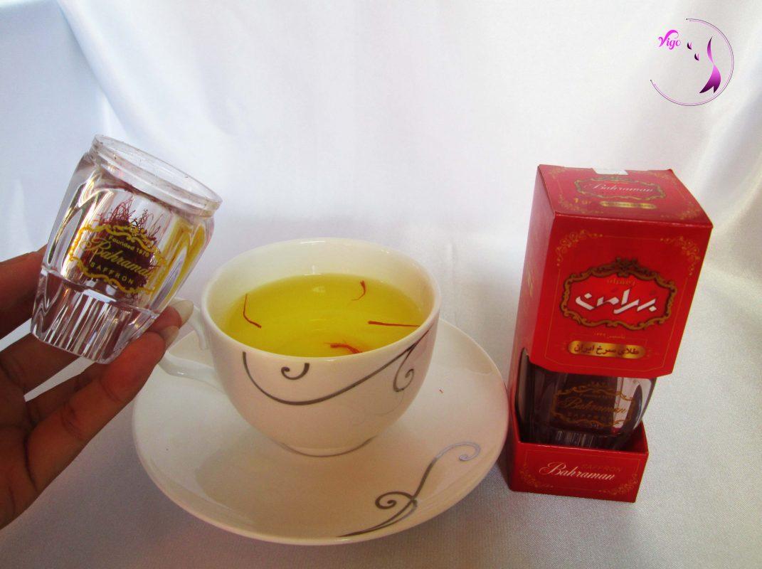 Cách uống Nhụy hoa nghệ tây như trà - Saffron Đà Nẵng - Nhụy hoa nghệ tây Đà Nẵng