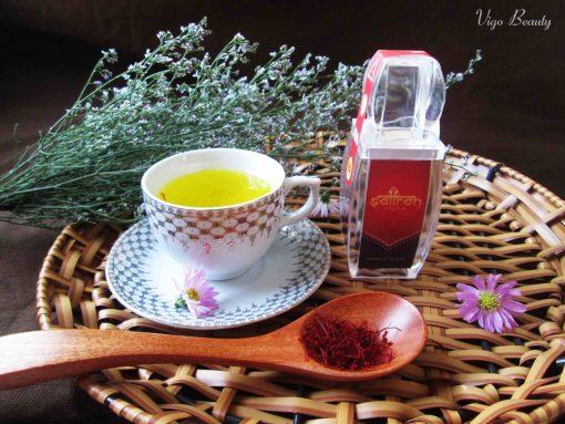 Trị mất ngủ với saffron - Vigo Beauty