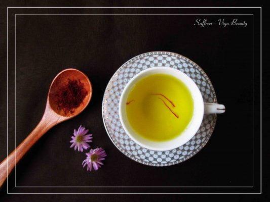 Thành phần của saffron - Nhụy hoa nghệ tây Đà Nẵng