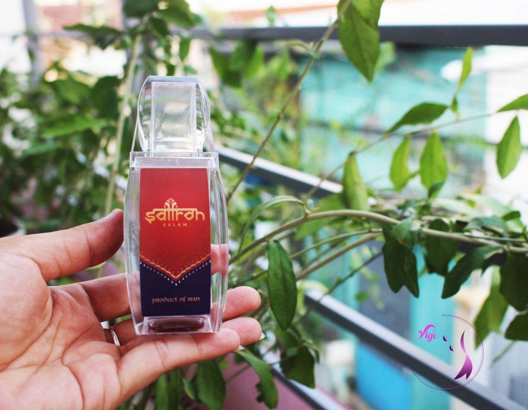Saffron Salam - Saffron cao cấp - Vigo Beauty - Saffron Đà Nẵng