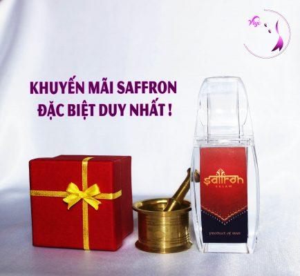Khuyến mãi saffron