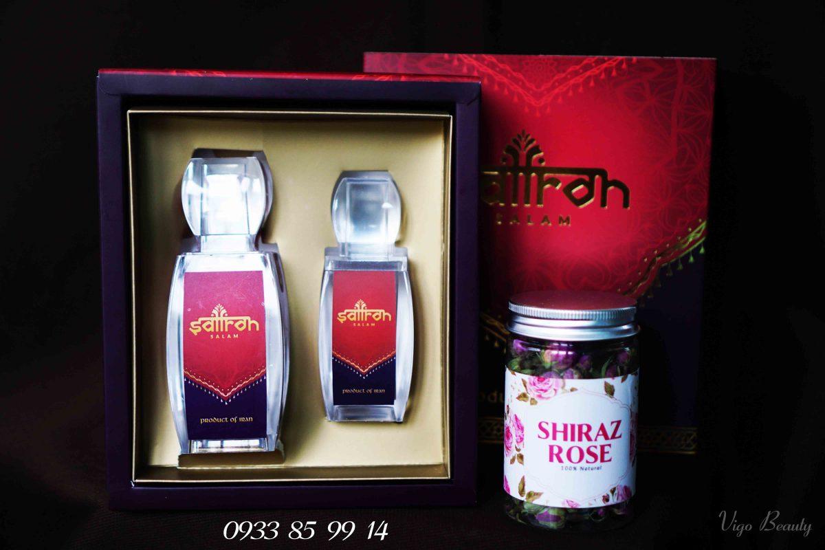 Saffron Salam, set 3 gram. Mua 3 gram tặng 1 gram
