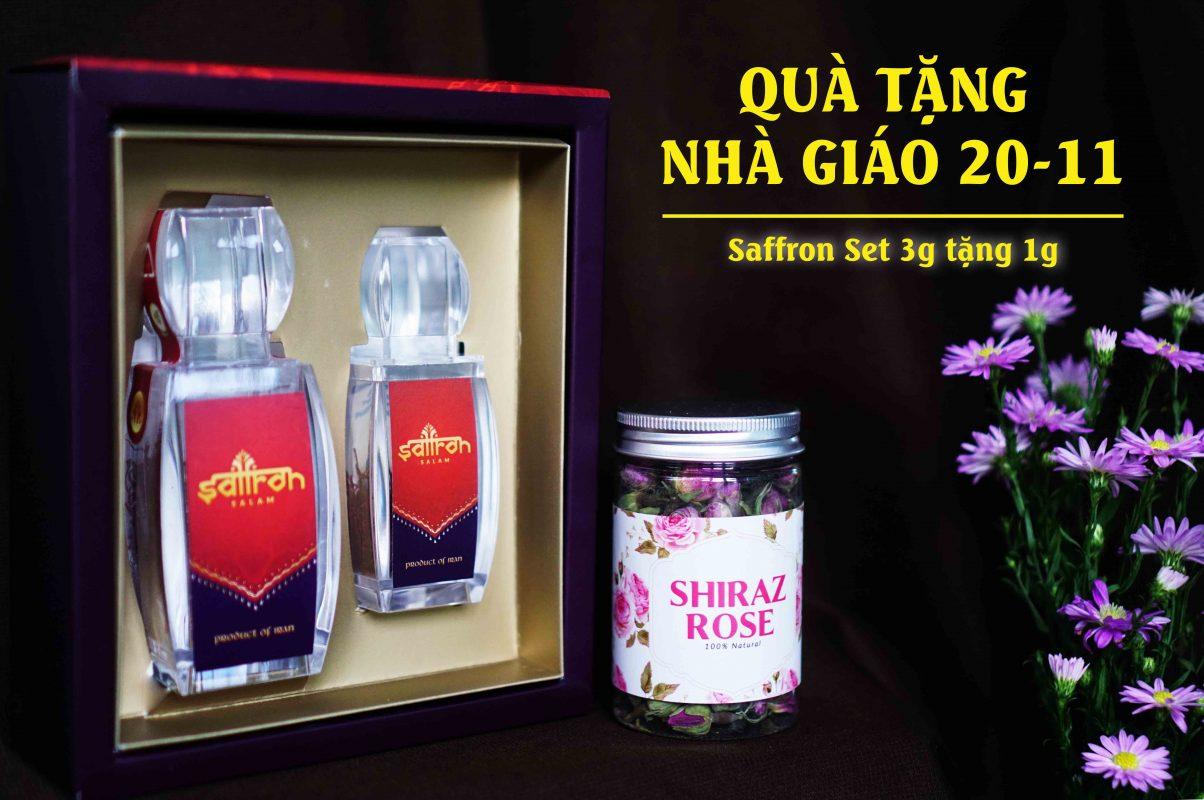 Quà tặng ngày Nhà giáo Việt Nam 20-11