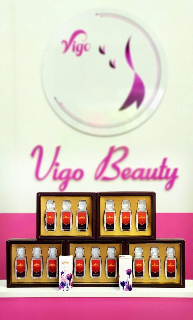 Set Nhụy hoa nghê tây Salam 3gr tại Vigo Beauty shop