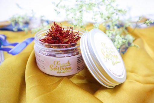 Fresh saffron - saffron tươi