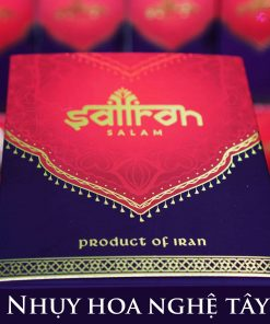 Saffron Salam set 3g tặng 1g