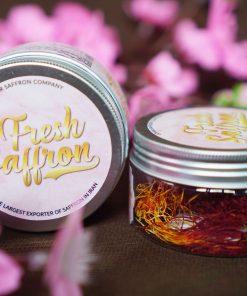 Saffron tươi là gì?