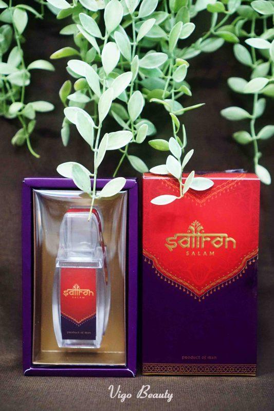 Phụ nữ tiền mãn kinh nên uống saffron Salam (Nhụy hoa nghệ tây)