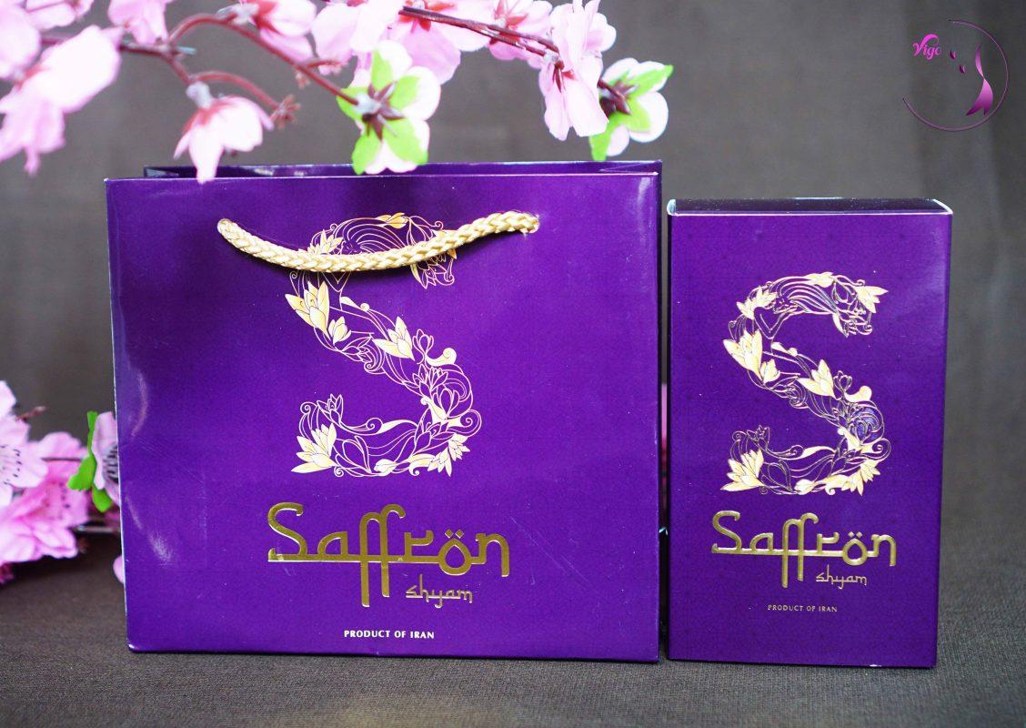 Saffron Shyam - Quà tặng ngày nhà giáo Việt Nam 20-11