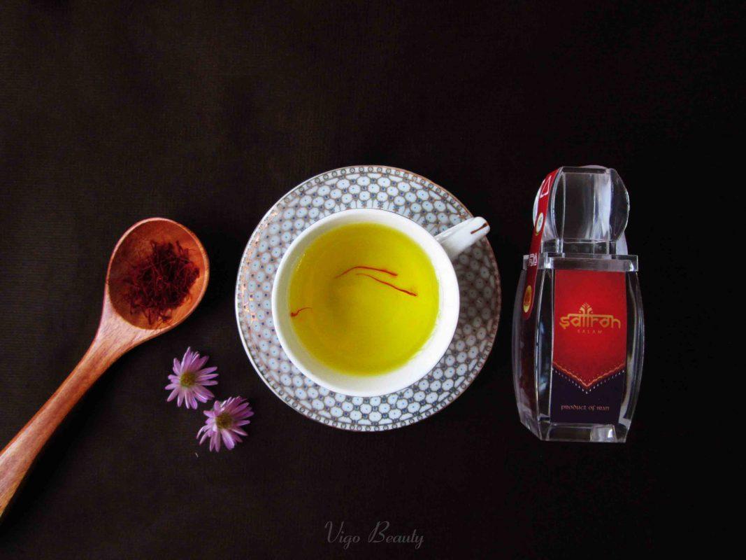 Saffron làm đẹp da - Saffron Salam thượng hạng