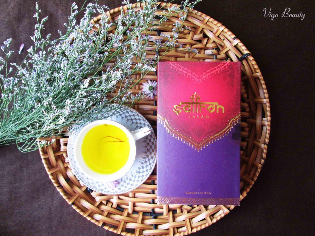 Saffron Salam - Nước uống tốt cho sức khỏe mỗi ngày