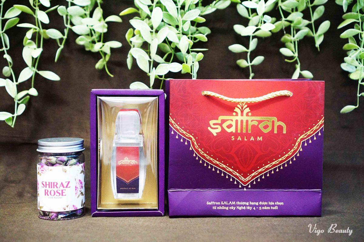 Saffron Salam chính hãng - Vigo Beauty shop