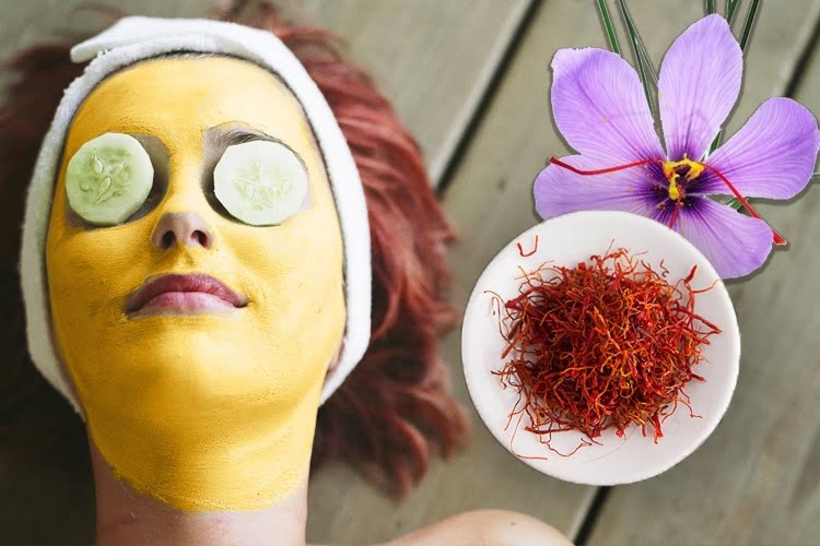 Mặt nạ nhụy hoa nghệ tây - Nguồn gốc của saffron