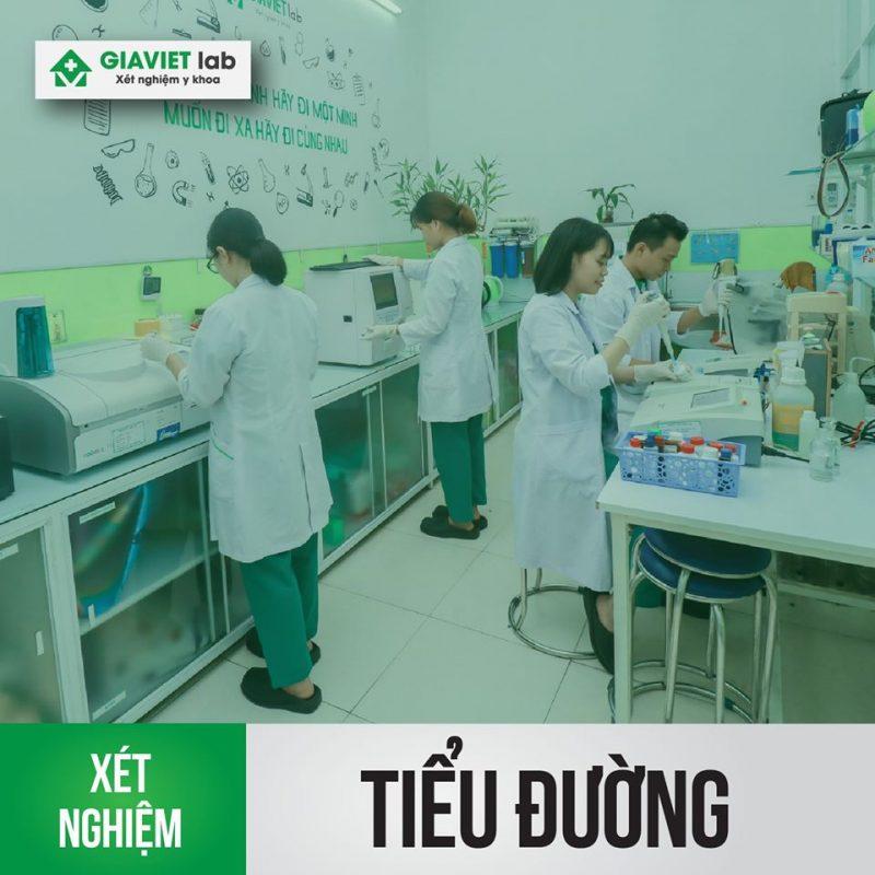 Trung tâm Xét nghiệm Y khoa - Gia Việt Lab