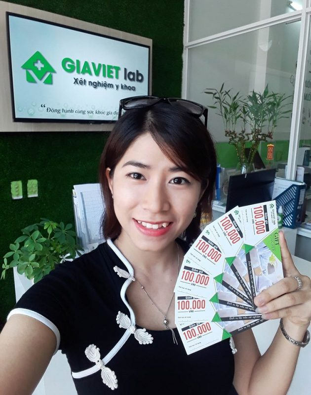 Khuyến mãi saffron tại Vigo Beauty - Nhận voucher Xét nghiệm tại Gia Việt Lab - Đà Nẵng