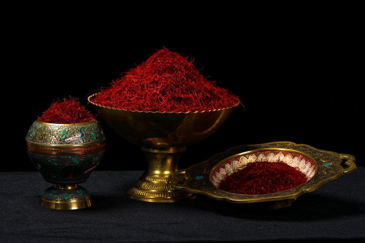 Saffron Iran có chất lượng cao