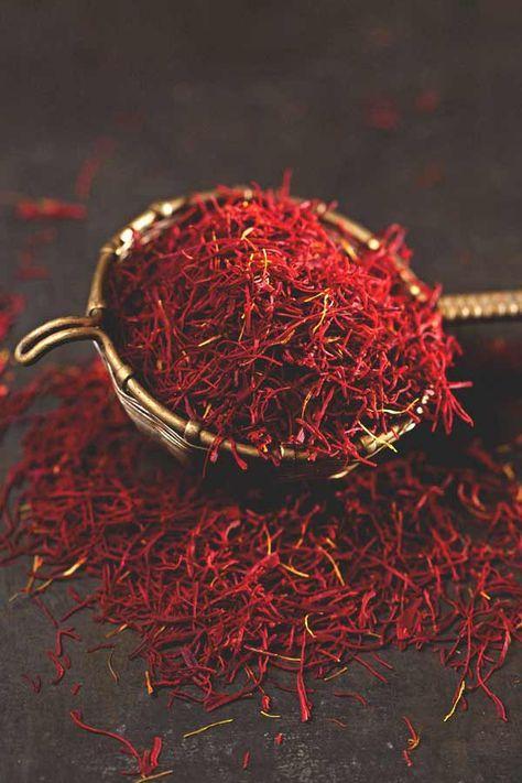 Saffron - Nhụy hoa nghệ tây với nhiều công dụng tốt cho sức khỏe