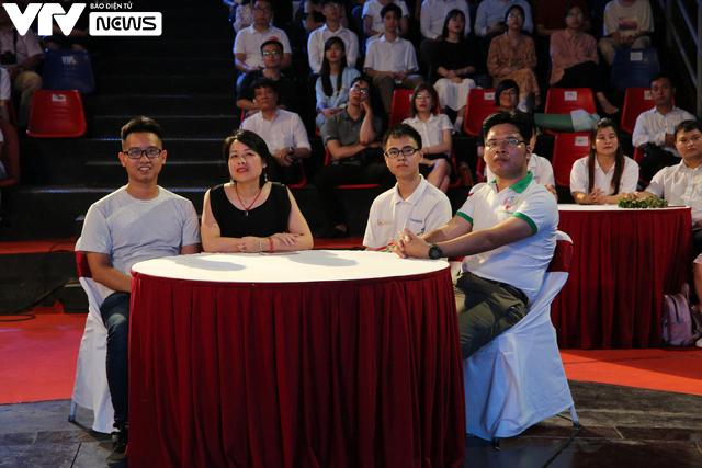 Cựu thí sinh được mời đến tham dự chương trình
