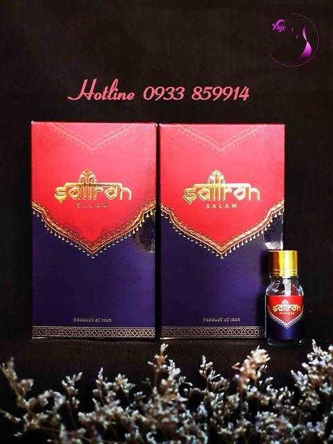 Chương trình khuyến mãi saffron Salam