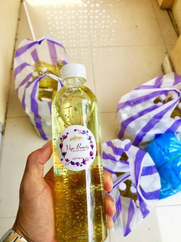 Shop Vigo Beauty tặng 1000 chai nước saffron mix hạt chia cho các y, bác sĩ đang trong thời gian chống dịch Covid-19 tại Đà Nẵng
