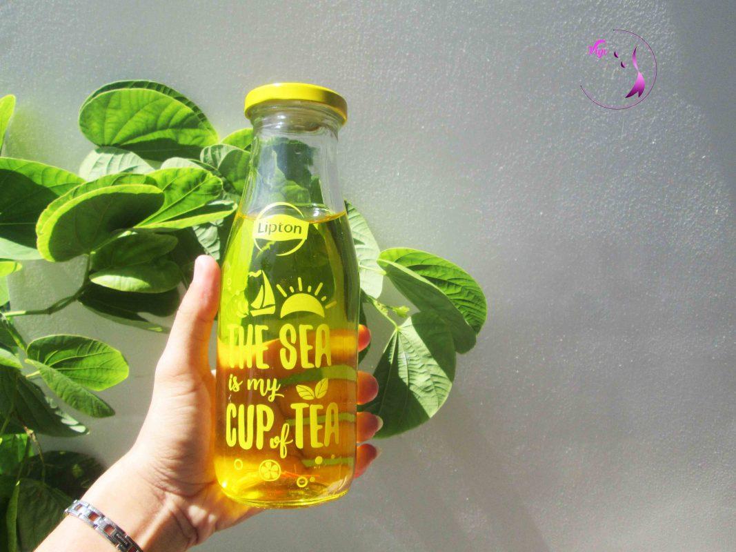 Chai nước saffron