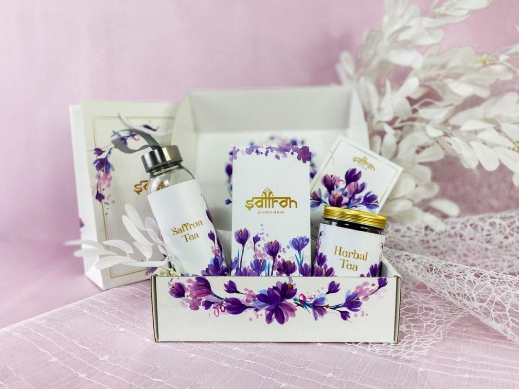 Set quà tặng saffron nhân ngày 8.3 và 20/10 dành cho các mẹ, các chị em phụ nữ