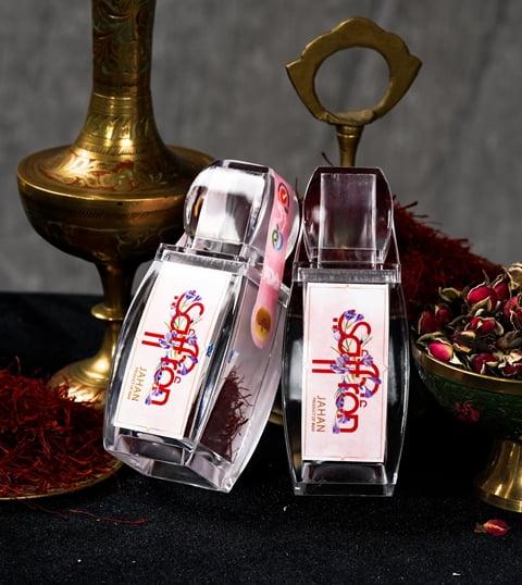 Saffron Jahan với mức giá dễ chịu, đây là dòng saffron dễ tiếp cận với đa số mọi người nhất