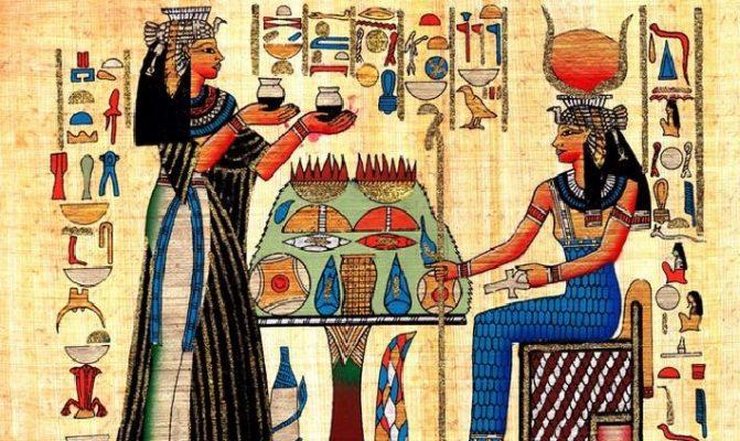 Nữ hoàng Cleopatra sử dụng saffron để làm đẹp