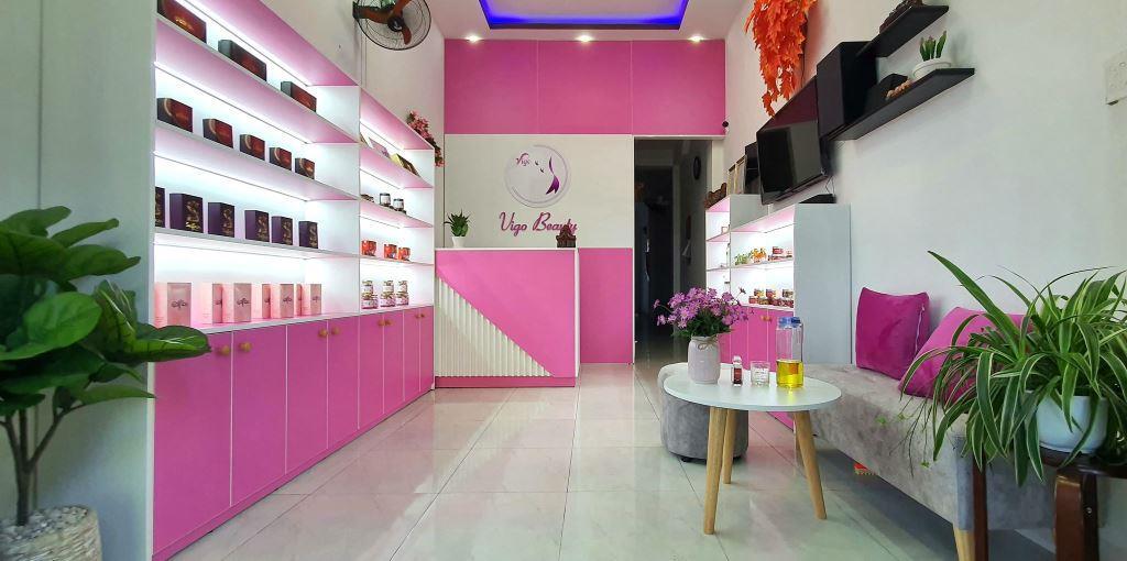 Địa chỉ cửa hàng Vigo Beauty
